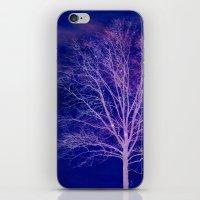 Sparkle Tree iPhone & iPod Skin