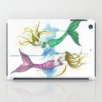 Zodiac - Pisces iPad Case