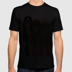Change Mens Fitted Tee Black SMALL