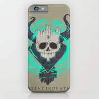 A KING IN DEATH iPhone 6 Slim Case