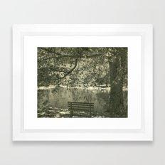Tranquil I Framed Art Print