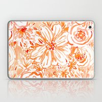BIG SUNSHINE Floral Laptop & iPad Skin