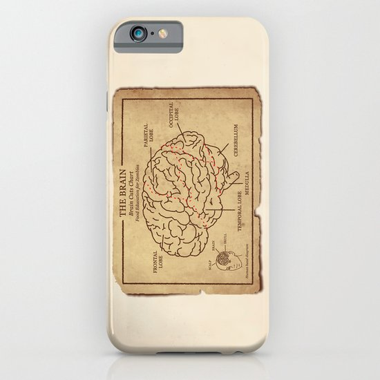 Food education for Zombies iPhone & iPod Case