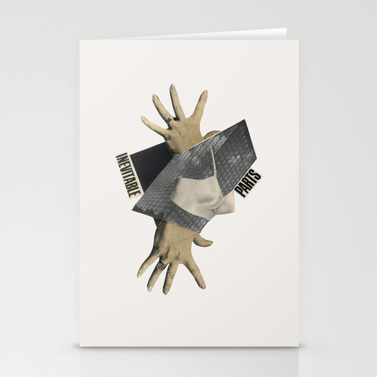 Inevitable Parts Stationery Card