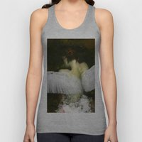 The angel of the hope Unisex Tank Top