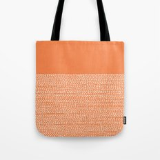 Riverside - Celosia Orange Tote Bag