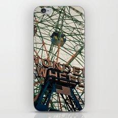 Coney Island Wonder Wheel iPhone & iPod Skin