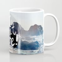 Get Out There! Mug