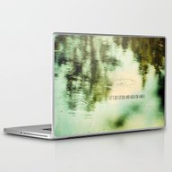 Let's Just Sit Laptop & iPad Skin