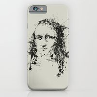 iPhone & iPod Case featuring Modern Lisa by Jason St. Peter