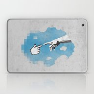 On The 101110010th Day..… Laptop & iPad Skin