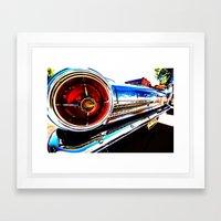 Galaxie 500 Framed Art Print