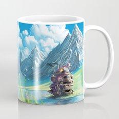 Howls Moving Castle Mug