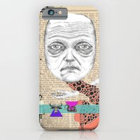 iPhone & iPod Case featuring My life with men... by Alina Filipoiu