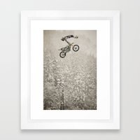 COD Dead Body in a Blizzard, FMX Japan Framed Art Print