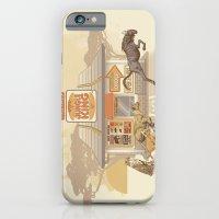 Fast Food (Jungle King) iPhone 6 Slim Case