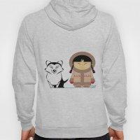 Little Inuit Hoody