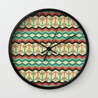 Ocean Adventure West Wall Clock