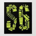 Essentials Canvas Print