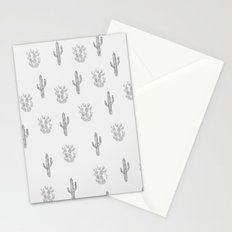 Cactus Pattern Stationery Cards