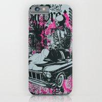 Pin up Car iPhone 6 Slim Case