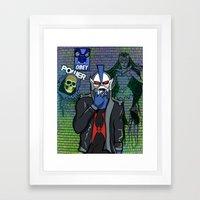 Hordak - She-Ra Framed Art Print