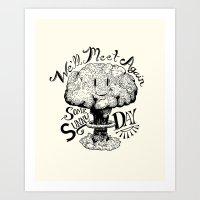 We'll Meet Again Some Sunny Day Art Print