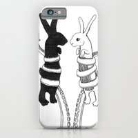 Rabbits vs Octopus iPhone 6 Slim Case