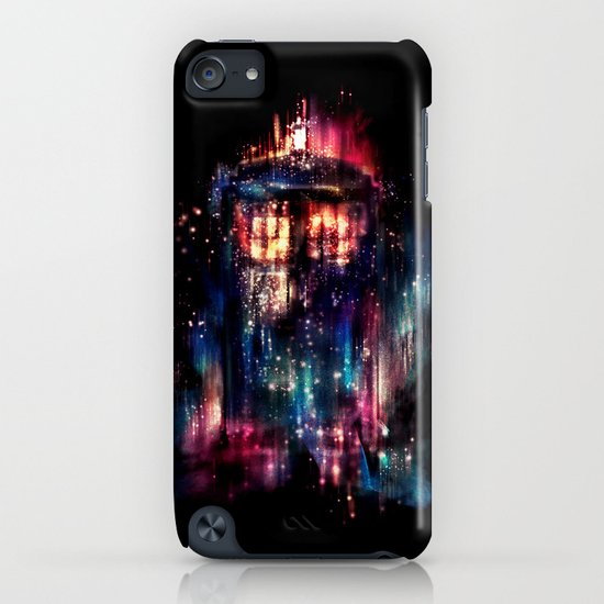 All of Time and Space iPhone & iPod Case