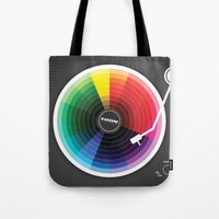 Pantune - The Color Of S… Tote Bag