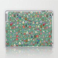 Houses - eco Laptop & iPad Skin