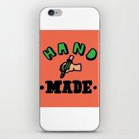 Hand Made iPhone & iPod Skin