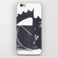 Industrial iPhone & iPod Skin