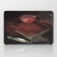silk tulip iPad Case