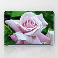 Blushing Bloom iPad Case