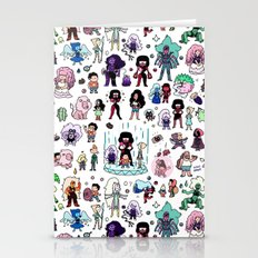 Cute Steven Universe Doo… Stationery Cards