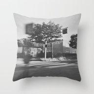 East Berlin Throw Pillow