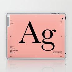 Baskerville Laptop & iPad Skin