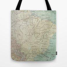 B R A Z I L Tote Bag