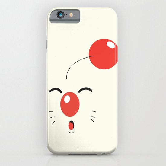 Final Fantasy Moogle iPhone & iPod Case