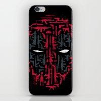 Merc Arsenal iPhone & iPod Skin