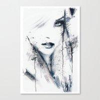 Divine. Canvas Print