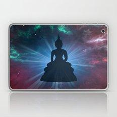 Space Meditation Laptop & iPad Skin