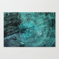 BY NATURAL DESIGN Canvas Print