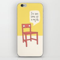 Seen some sit iPhone & iPod Skin