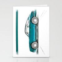 Porsche 911 / V Stationery Cards