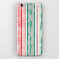 Canyon Stripe iPhone & iPod Skin