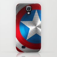 Captain America Galaxy S4 Slim Case