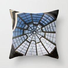 Guggenheim Museum Throw Pillow