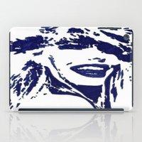 Blue II iPad Case